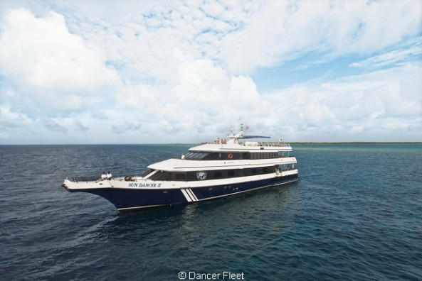 Dive Safaris and Scuba Cruises Belize Aggressor IV
