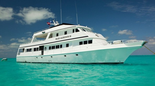 Dive Safaris and Scuba Cruises Belize Aggressor III