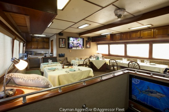 Dive Safaris and Scuba Cruises Cayman Aggressor IV