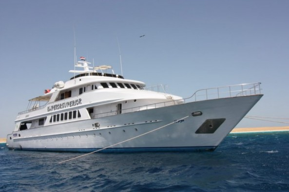 Dive Safaris and Scuba Cruises MV Emperor Superior