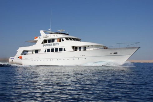 Dive Safaris and Scuba Cruises MV Emperor Elite