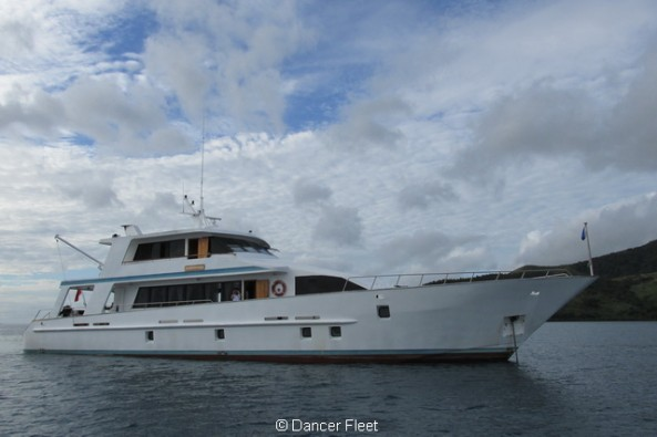 Fiji Aggressor  Liveaboards Main Image