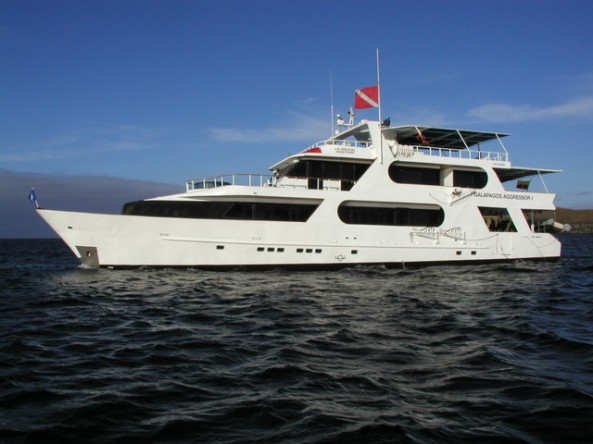 Dive Safaris and Scuba Cruises Galapagos Aggressor II